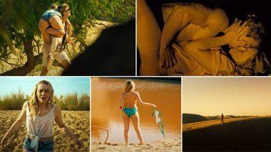 XXX स्टार मिया मालकोवा ने Climax सिनेमाच्या ट्रेलर मध्ये आपल्या हॉटनेसने लावली आग; 'हे' पाच फोटो तर आहेत खूपच सेक्सी