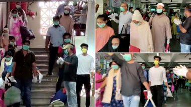 Coronavirus: मुंबई मधील मीरा भाईंदर येथील रुग्णालयातील 56 रुग्णांना डिस्चार्ज