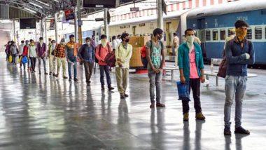 भारतीय रेल्वेने प्रसिद्ध केली 1 जून पासून धावणाऱ्या 200 गाड्यांची यादी; कर्नाटकमध्ये सुरु होणार राज्यांतर्गत Train Service, जाणून घ्या प्रवासाचे नियम
