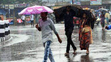 Maharashtra Monsoon Update: मुंबईसह ठाणे, कोकणात येत्या 21 आणि 22 सप्टेंबरला मुसळधार पावसाची शक्यता- IMD