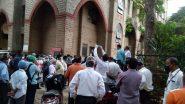 मुंबई: केईएम रुग्णालयातील कर्मचाऱ्यांचे प्रशासनाविरोधात आंदोलन सुरु