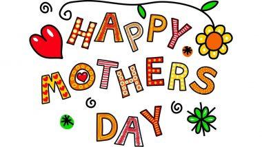 Mother's Day 2020 Gift Ideas: यंदा लॉकडाऊनमध्येही 'मदर्स डे' स्पेशल करू शकतात ही खास गिफ्ट्स!