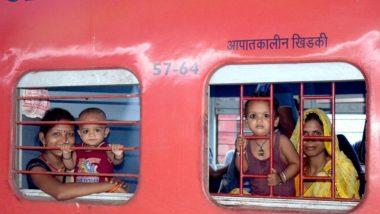 श्रमिक स्पेशल ट्रेन आता अंतिम स्थानी पोहताचा 3 स्थानकांवर थांबू शकते, प्रवासी संख्येत वाढ करण्याची मुभा;Ministry of Railways कडून गाईडलाईन्समध्ये बदल