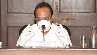 Ajit Pawar Tested COVID19 Positive : राज्याचे उपमुख्यमंत्री अजित पवार यांची कोरोनाची चाचणी पॉझिटिव्ह, उपचारासाठी मुंबईतील ब्रीच कॅण्डी रुग्णालयात दाखल