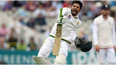 Coronavirus: भारताच्या संग्रहालयात ठेवली जाणार तिहेरी शतक ठोकणाऱ्या पाकिस्तानी क्रिकेटर अजहर अली याची बॅट, 1 लाख रुपयांत केला लिलाव
