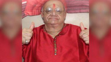 प्रसिद्ध ज्योतिषी Bejan Daruwalla यांचे वयाच्या 89 व्या वर्षी निधन; गुजरातचे मुख्यमंत्री विजय रुपाणी यांनी व्यक्त केले दुःख
