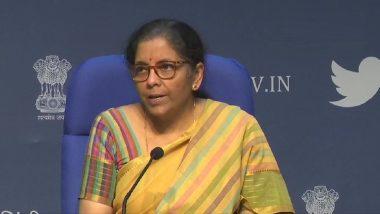 Atma Nirbhar Bharat Abhiyan: शेतकरी, कामगार, मजूरांसाठी अर्थमंत्री निर्मला सीतारमण यांनी उघडला पेठारा; पाहा आत्मनिर्भर भारत अभियान अंतर्गत घोषीत पॅकेजमधील विविध घोषणा
