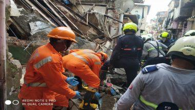 मुंबई: कांदिवली येथे घराची भिंत कोसळली; सुदैवाने कोणतीही जिवीतहानी नाही