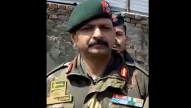 Jammu & Kashmir: हंडवारा येथे दहशतवादी आणि सुरक्षा दलाच्या चकमकीत कर्नल आशुतोष शर्मा यांच्यासहित 3 जवान व 1 पोलिस उपनिरीक्षक शहीद