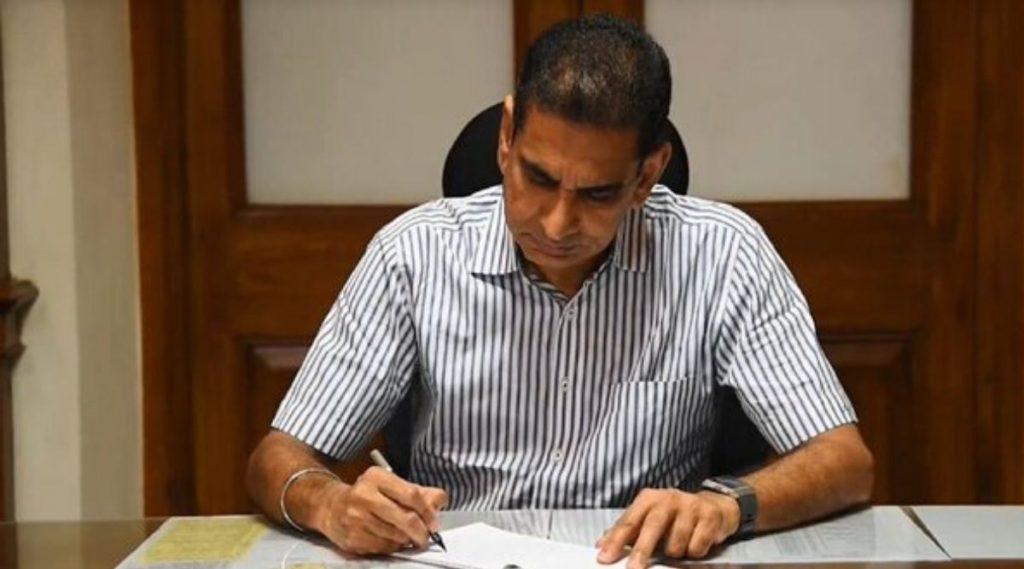 मुंबई महानगरपालिका आयुक्त इकबाल सिंह चहल यांनी स्वीकारला पदभार; सर्वप्रथम केले 'हे' काम!