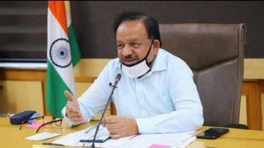 देशभरात 11,300 मेक इन इंडिया व्हेंटिलेटर्स तर 1.02 लाख ऑक्सिजन सिलेंडरचा पुरवठा- केंद्रीय आरोग्यमंत्री डॉ. हर्षवर्धन यांची माहिती