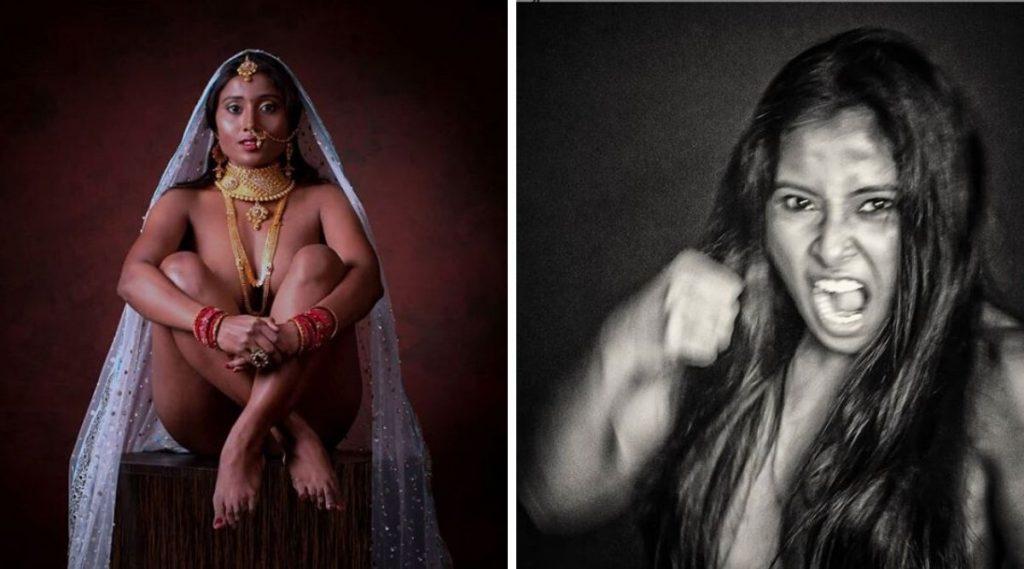 Model Nikita Gokhale हिने सोशल मीडियावर स्वतःचे Nude Art Photos शेअर न करण्याचा निर्णय घेत चाहत्यांना दिला धक्का; सांगितले 'हे' कारण