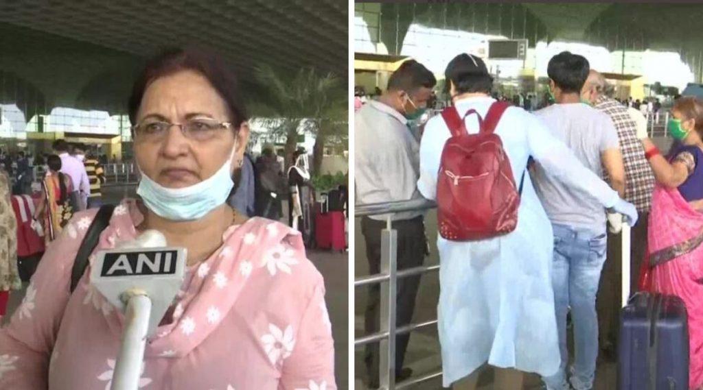 मुंबई: CSIA वरुन Air India चं दिल्लीला जाणारं विमान पूर्वसूचना न देता शेवटच्या क्षणी रद्द झाल्याने प्रवाशांमध्ये नाराजी (Watch Video)