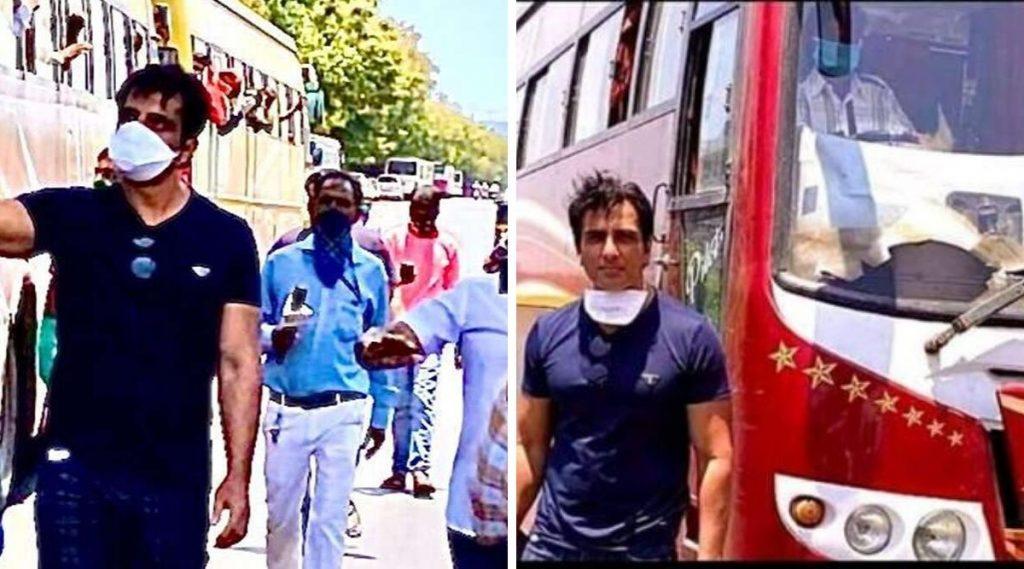 अभिनेता सोनु सुद ने परराज्यात अडकलेल्या नागरिकांच्या घरी पाठवण्याच्या विनंंतीला दिलेली 'ही' उत्तरे पाहुन तुम्हीही व्हाल त्याचे फॅन,पहा ट्विटस