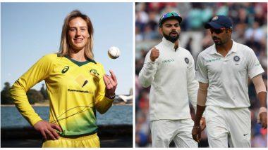 विराट कोहली याला गोलंदाजी की जसप्रीत बुमराह समोर फलंदाजी? ऑस्ट्रेलिया महिला क्रिकेटपटू एलिस पेरी ने केली स्मार्ट निवड