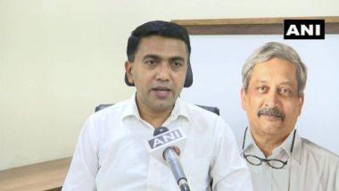 गोवा राज्य कोरोनामुक्त झाले तरीही पर्यटनासंबंधित गोष्टींवर 17 मे पर्यंत बंदी- मुख्यमंत्री प्रमोद सावंत