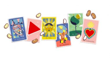 लोकप्रिय Google डूडल गेम 'लोतेरिआ' आज लॉकडाऊनचा कंटाळा दूर करण्यास मदत करणार, पहा हा मेक्सिकन कार्ड गेम नेमका खेळायचा कसा?