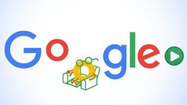 लोकप्रिय Google डूडल गेम सीरीज मध्ये आज PAC-MAN हा सुपरहीट व्हिडिओ गेम दूर करेल तुमचा लॉकडाऊनचा कंटाळा !