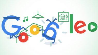 लोकप्रिय Google डूडल गेम  'हिप हॉप': popular Google Doodle Games सीरिज मध्ये आज गूगलने दिली घरबसल्या Hip hop म्युजिक बनवायची संधी!