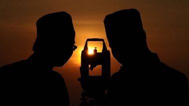 Eid 2020 Moon Sighting in Maharashtra Highlights in Marathi: मुंबई मध्ये उद्या 30 वा रोजा, 25 मे दिवशी रमजान ईद; हिलाल कमिटीची घोषणा