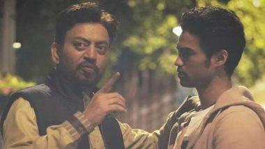 दिवंगत अभिनेता इरफान खान याचा मुलगा बाबिल ने वडिलांच्या आठवणीत शेअर केला त्याचा पानीपुरी खातानाचा व्हिडिओ