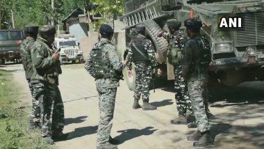 जम्मू काश्मीर: अवंतीपोरा मधील Sharshali Khrew येथे सुरु असलेल्या चकमकीत 2 दहशतवाद्यांचा खात्मा