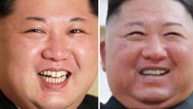 20 दिवसानंतर समोर आलेला Kim Jong Un खरा की खोटा? उत्तर कोरियाचा तानशाहच्या नवीन आणि जुन्या फोटो वरून सोशल मीडियावर गोंधळ