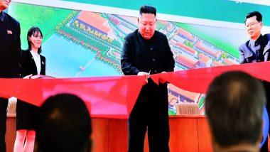 उत्तर कोरिया हुकूमशहा किम जोंग उन तब्बल 20 दिवसांनंतर जगासमोर; निधनाच्या अफवांना पूर्णविराम