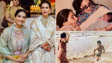 मातृदिन 2020 चं औचित्य साधत सोनम कपूर, विक्की कौशल, सारा अली खान यांनी शेअर केले आई सोबतचे फोटोज; भावूक मेसेजसह व्यक्त केल्या आपल्या भावना