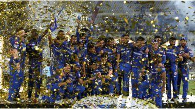 IPL 2020 Update: UAE येथे आयपीएलला सरकारची तत्त्वत: मान्यता, बीसीसीआयचा दावा; फ्रँचायझींकडून खेळाडूंची क्वारंटाइन प्रक्रिया सुरू