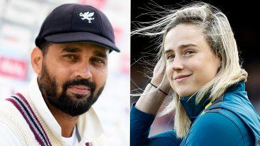 भारतीय फलदांज मुरली विजय याच्यासोबत डिनर डेटवर जाण्यासाठी ऑस्ट्रेलियन क्रिकेटर एलिस पेरी ने दिला होकार, पण ठेवली एक अट
