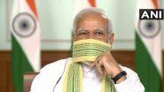 पीएम नरेंद्र मोदी यांचे 10 कोटी कुटुंबांना पत्र; व्हर्च्युअल रॅलींचे आयोजन करून 'BJP' साजरी करणार Narendra Modi Government 2.0 ची वर्षपूर्ती