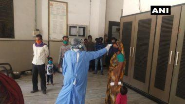 महाराष्ट्र: स्थलांतरित कामगार स्पेशल ट्रेनने घरी जाण्यापूर्वी नागपूर महापालिकेकडून आरोग्य तपासणी, रजिस्ट्रेशन करण्यास सुरुवात