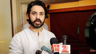 Nilesh Rane Criticizes Shiv Sena: 'शिवसेनेचा अंत जवळ आलाय' भाजपाचे नेते निलेश राणे यांचा शिवसेनेवर शाब्दिक हल्ला