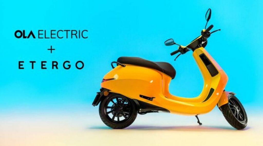 Ola Electric भारतात पुढच्या वर्षात लॉन्च करणार इलेक्ट्रिक टू-व्हिलर