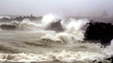 देशाला चक्रीवादळाचा धोका; 'या' भागात मुसळधार पाऊस पडण्याची शक्यता, हवामान खात्याने दिला इशारा