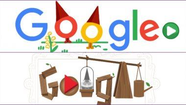 लोकप्रिय Google डूडल गेम: गुगल डुडलच्या सिरीजमधील लोकप्रिय Garden Gnomes गेम पुन्हा युजर्सच्या भेटीला!