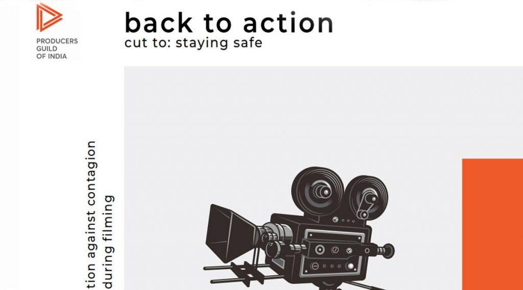 Producers Guild of India कडून मालिका आणि सिनेक्षेत्रात काम पुन्हा सुरू करण्याच्या सूचना, पण 'या' कडक नियमावलीचं करावं लागणार पालन!