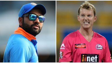 पाकिस्तान, वेस्ट इंडिजविरुद्ध कर पण ऑस्ट्रेलियाविरुद्ध नको! ब्रेट ली ने रोहित शर्माकडे केली स्पेशल विनंती