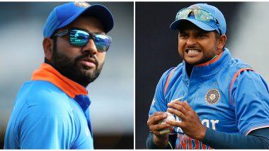 रोहित शर्मा आणि सुरेश रैना यांनी मुंबई इंडियन्स, CSK खेळाडूंचा निवडला मिश्रित ऑलटाइम XI; सचिन तेंडुलकर, एमएस धोनी यांनाही मिळाले स्थान