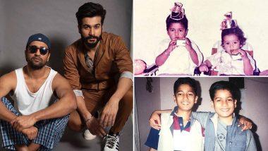 Vicky Kaushal Birthday: बालपणीच्या गोड फोटोंसह खास पोस्ट करत सनी कौशल याने विक्की कौशल याला दिल्या वाढदिवसाच्या शुभेच्छा!