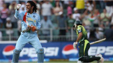 एमएस धोनी याच्या स्मार्टनेसमुळे पाकिस्तानविरुद्ध टीम इंडियाने 2007 टी-20 च्या रंगतदार सामन्यात बॉल आउटने मिळवला विजय, पाहा Video