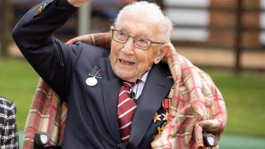 100 वर्षीय कर्नल टॉम मूर बनले इंग्लंड क्रिकेट टीमचे सदस्य, कोरोना व्हायरसच्या लढाईत जमावलाहोता 290 कोटींचा निधी