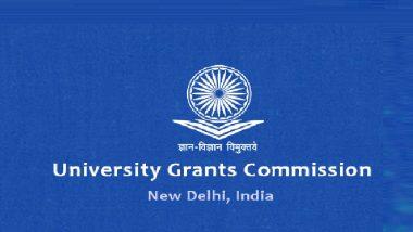 UGC Recruitment 2021: विद्यापीठ अनुदान आयोगात शैक्षणिक सल्लागारासाठी भरती प्रक्रिया सुरू, 31 ऑक्टोंबरपर्यंत करता येईल अर्ज