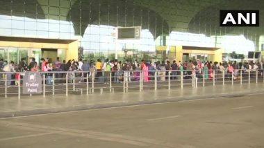 Domestic Flights Guidelines: देशात आज पासून देशांतर्गत विमान सेवा सुरु; महाराष्ट्र सरकारने जारी केल्या मार्गदर्शक सुचना