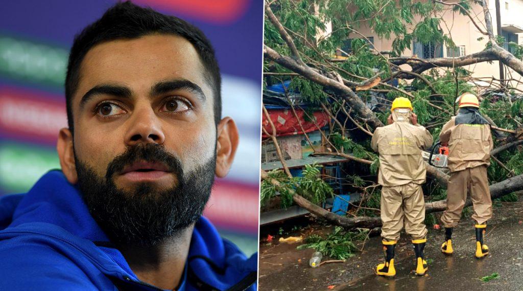Cyclone Amphan: चक्रीवादळ अम्फानने केलेली हानी पाहून विराट कोहली, केएल राहुल दुखी; बाधित झालेल्यांच्या सुरक्षिततेसाठी केली प्रार्थना