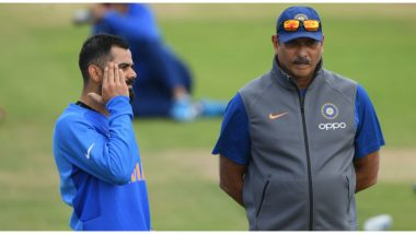 1985 ची भारतीय टीम देऊ शकते विराट कोहली याच्या सेनेला मायादित ओव्हरमध्ये देऊ शकते आव्हान: रवि शास्त्री