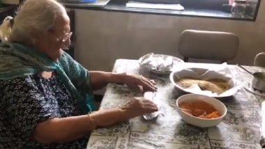 Lockdown: Zahid F. Ebrahim यांची 99 वर्षीय Phuppi मुंबईतील स्थलांतरीत कामगारांसाठी भरतेय जेवणाचे डबे; मानवतेला प्रेरणा देणारा हृदयस्पर्षी व्हिडिओ