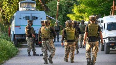 Jammu Kashmir: पुलवामा येथे चकमकीत 2 दहशतवादी ठार; एक CRPF जवान शहीद