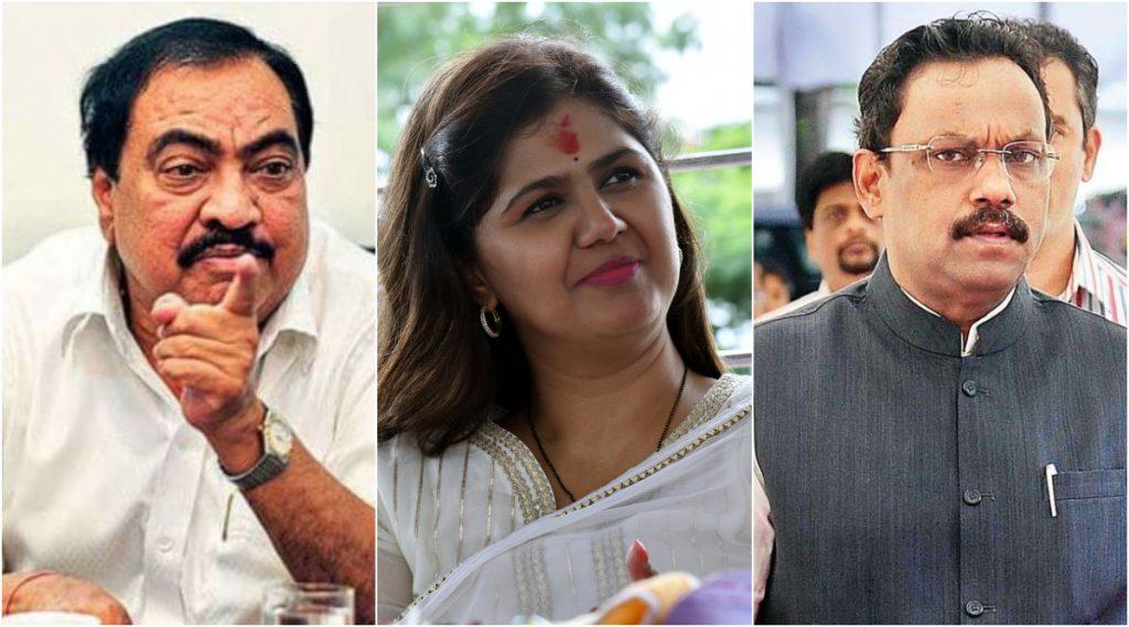Maharashtra Legislative Council Elections: भाजप नेते एकनाथ खडसे, पंकजा मुंडे, विनोद तावडे विधान परिषद निवडणुकीसाठी इच्छुक असल्याची चर्चा